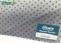Anti - Slip Pp Spunbond Non Woven Fabric For Hometextile Mattress Dog Bed