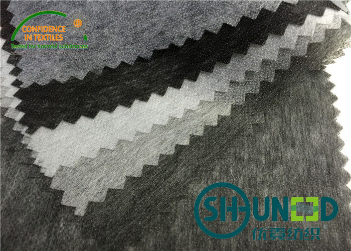 Optical White Bump Interlining Adhensive 50% Polyester / 50% Nylon