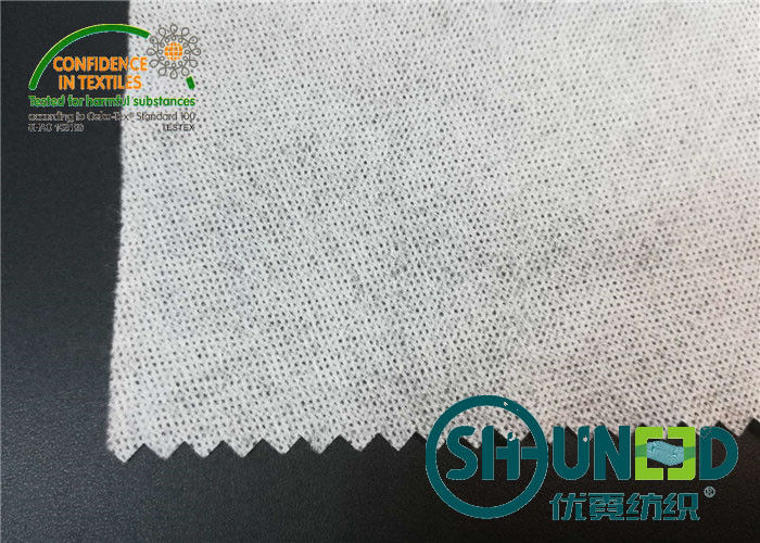 Tencel and Natural Bamboo Face Mask Spunlace Non Woven Fabric    for Cosmetics / Wet Tissue