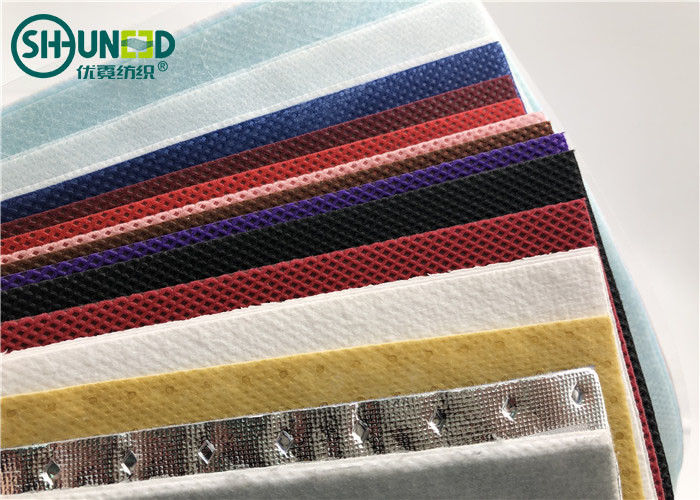 Biodegradable Medical Spunbond Polypropylene Fabric / Recycled Non Woven Fabric
