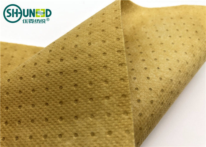 Three Layers Waterproof PP Spunbond Non Woven Fabric Hospital Covering Fabric Anti Liquid