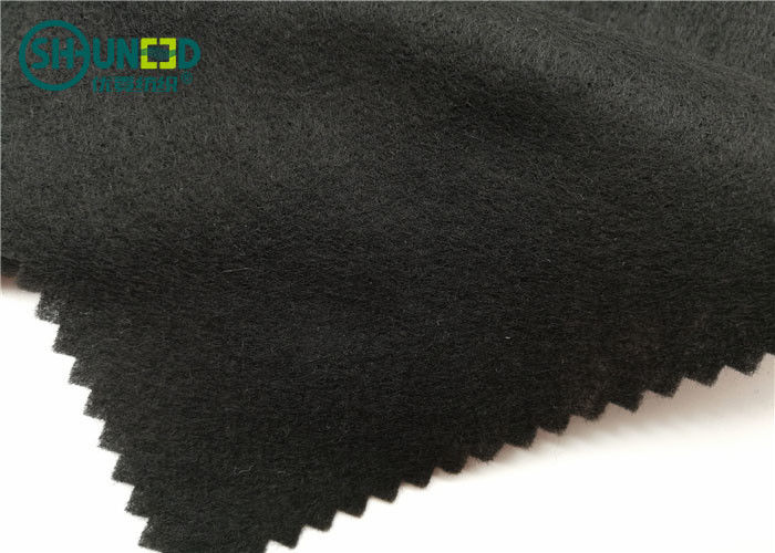100cm / 150cm Width Needle Punch Nonwoven Felts Fabric For Garment Accessories